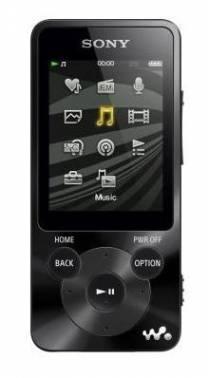 mp3-����� 8Gb Sony NWZ-E584 ������