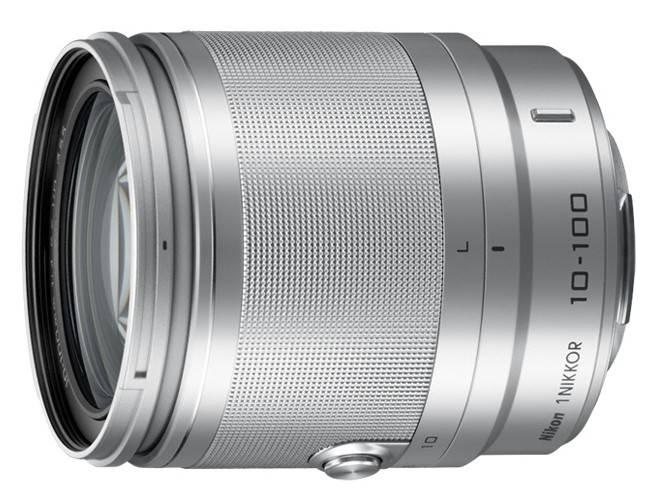 Объектив Nikon 10-100mm f/4.0-5.6 VR Nikkor 1 10-100mm f/4-5.6 - фото 1