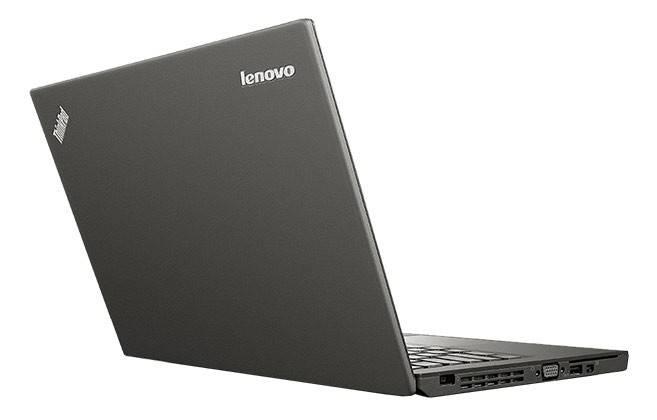 "Ноутбук 12.5"" Lenovo ThinkPad X240 черный - фото 2"