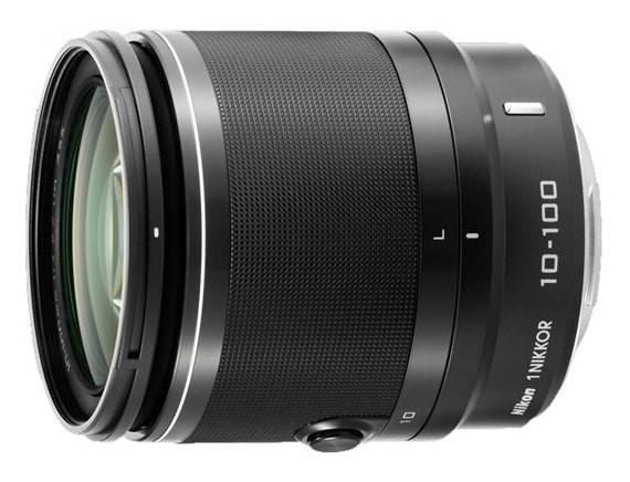 Объектив Nikon 10-100mm f/4.0-5.6 VR Nikkor 1 - фото 1