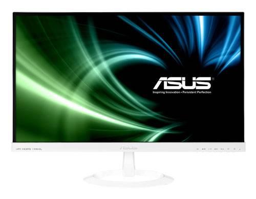 """Монитор 23"""" Asus VX239H-W белый - фото 1"""