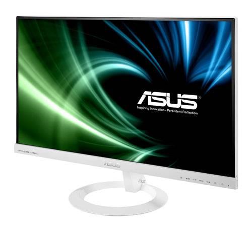 """Монитор 23"""" Asus VX239H-W белый - фото 3"""