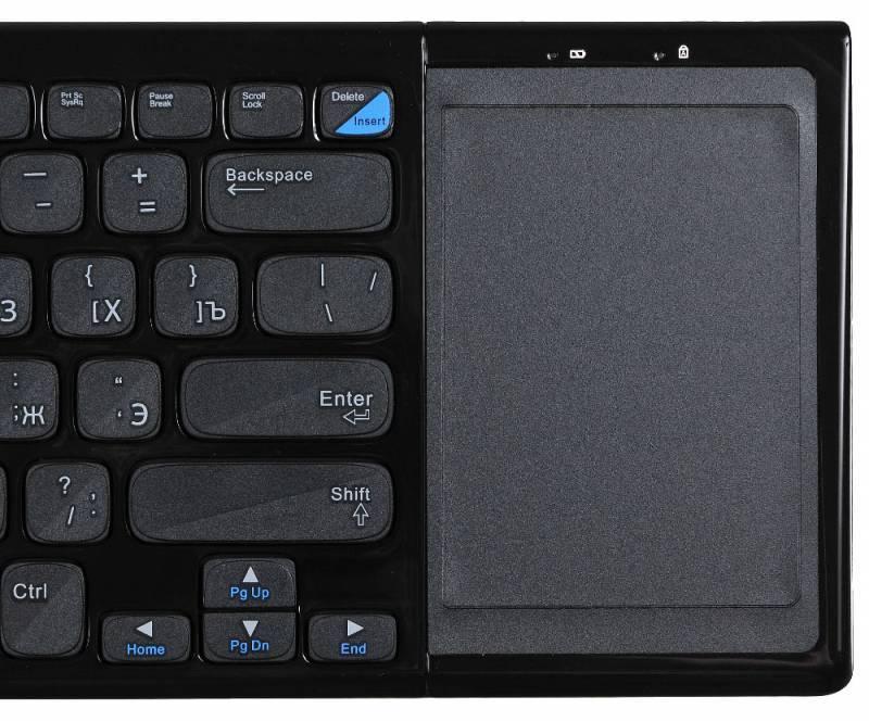 Клавиатура Oklick 850ST черный (KR-1331) - фото 4