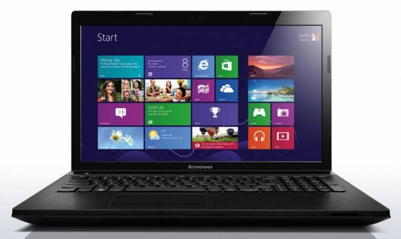 """Ноутбук 15.6"""" Lenovo IdeaPad G510 черный - фото 1"""