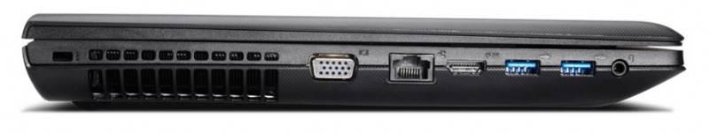 """Ноутбук 15.6"""" Lenovo IdeaPad G510 черный - фото 7"""