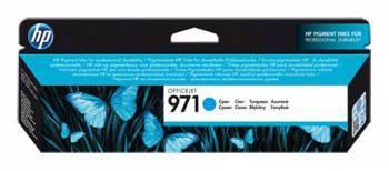 Картридж HP 971 голубой (CN622AE)
