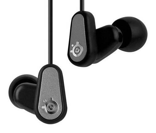 Гарнитура проводная SteelSeries Flux In-Ear Pro 61318 - фото 1