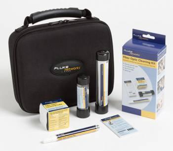 ����� ��� ������� ������ Fluke NFC-KIT-CASE Fiber Optic Cleaning Kit