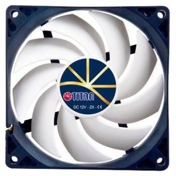 Вентилятор Titan TFD-9225H12ZP/KE(RB), размер 90x90x25мм