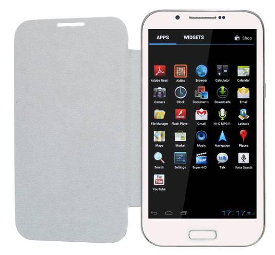 Смартфон IRU M5302 4ГБ гжель - фото 2