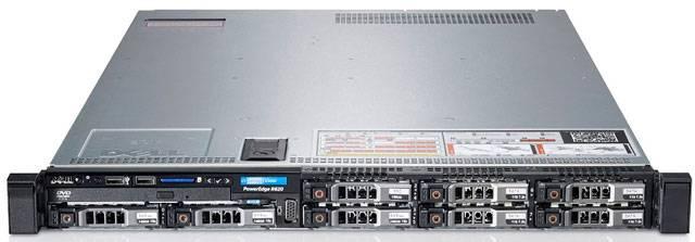 Сервер Dell PowerEdge R620 - фото 3