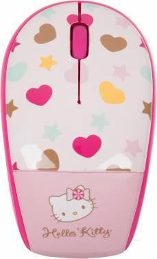 Мышь Genius Traveler 9000 Hello Kitty розовый / рисунок