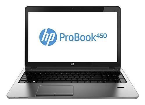 """Ноутбук 15.6"""" HP ProBook 450 черный - фото 2"""