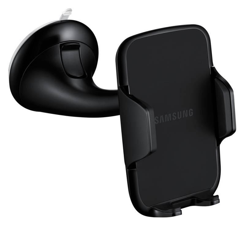 Держатель Samsung EE-V200SA черный (EE-V200SABEGRU) - фото 2