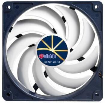 Вентилятор Titan TFD-12025H12ZP/KE(RB), размер 120x120x25мм