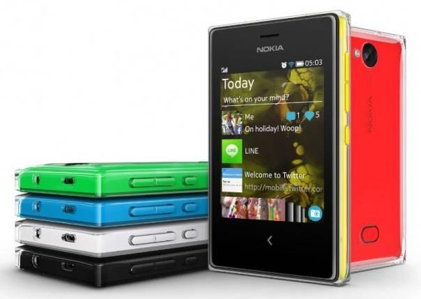 Мобильный телефон Nokia Asha 502 Dual SIM зеленый - фото 5
