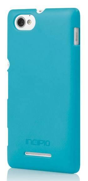 Чехол (клип-кейс) Incipio Feather (SE-240) голубой - фото 1