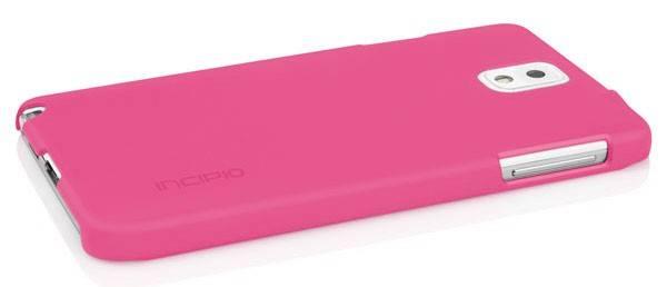 Чехол (клип-кейс) Incipio Feather розовый - фото 4