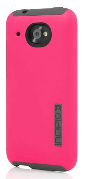 Чехол (клип-кейс) Incipio DualPro (HT-392-PNK) розовый/серый - фото 1