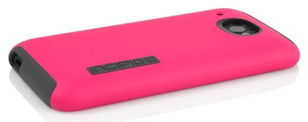 Чехол (клип-кейс) Incipio DualPro (HT-392-PNK) розовый/серый - фото 4