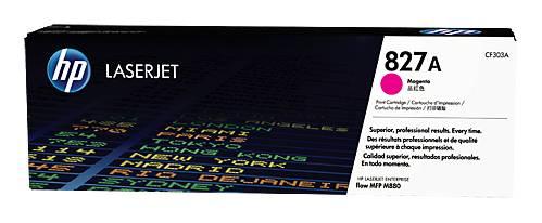 Тонер Картридж HP 827A CF303A пурпурный - фото 1