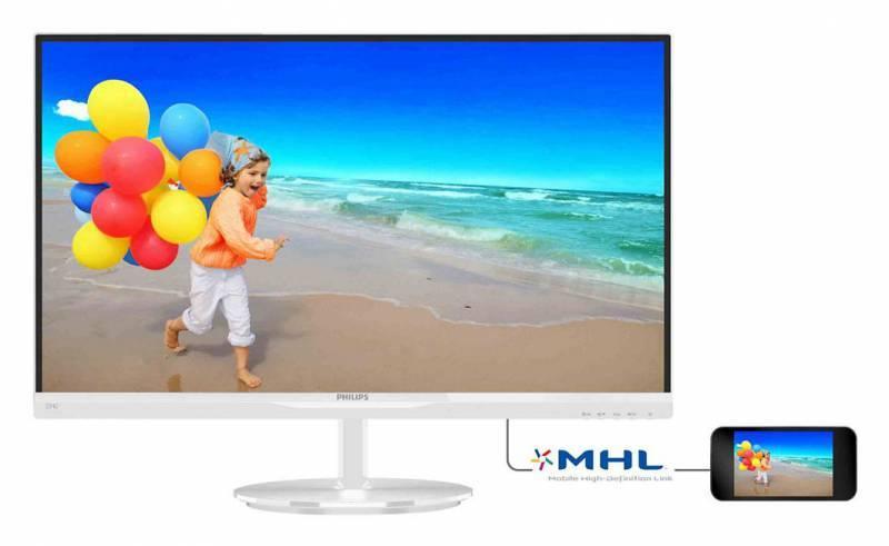 """Монитор 27"""" Philips 274E5QHAW (00/01) - фото 1"""