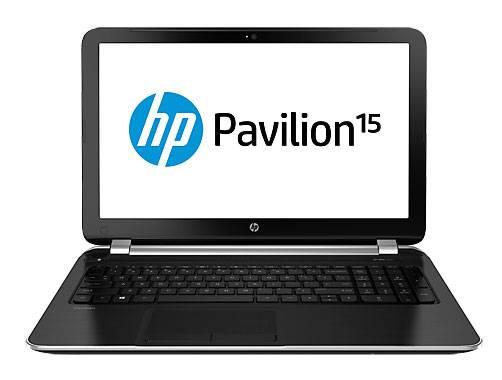 "Ноутбук 15"" HP Pavilion 15-n207sr темно-серый - фото 1"