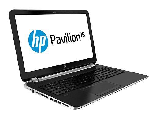 "Ноутбук 15"" HP Pavilion 15-n207sr темно-серый - фото 2"