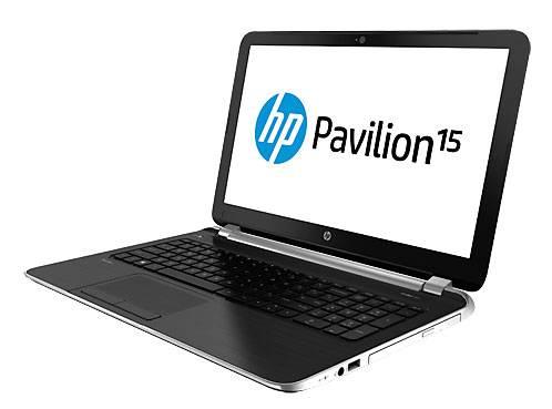 "Ноутбук 15"" HP Pavilion 15-n207sr темно-серый - фото 3"