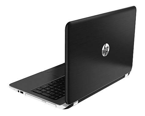 "Ноутбук 15"" HP Pavilion 15-n207sr темно-серый - фото 5"