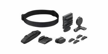 Головное крепление для видеокамер Sony ActionCam UHM1 черный (BLTUHM1.SYH)