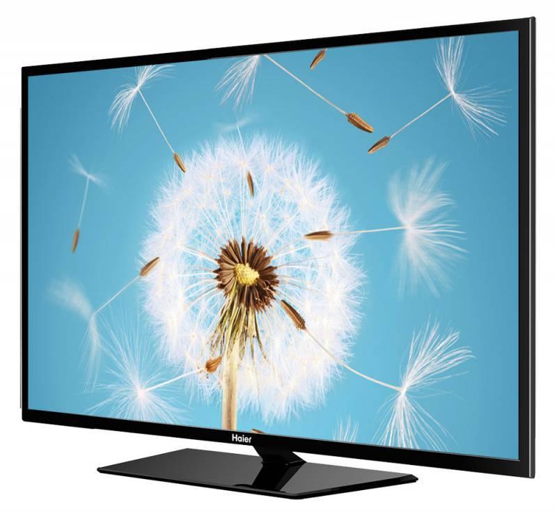 """Телевизор LED 22"""" Haier LE22M600F черный - фото 2"""
