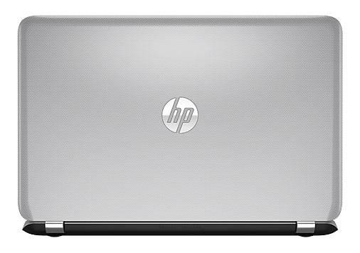 """Ноутбук 15.6"""" HP Pavilion 15-n278sr серебристый - фото 4"""