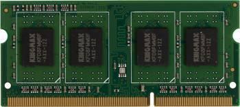 Модуль памяти SO-DIMM DDR3 1x4Gb Kingmax