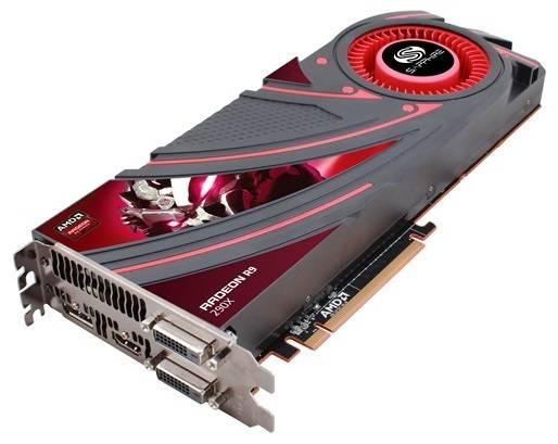Видеокарта Sapphire Radeon R9 290X 4096 МБ (21226-00-40G) - фото 2
