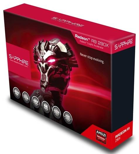 Видеокарта Sapphire Radeon R9 290X 4096 МБ (21226-00-40G) - фото 6