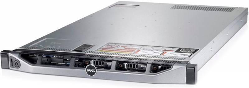 Сервер Dell PowerEdge R320 - фото 1