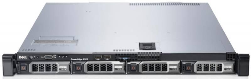 Сервер Dell PowerEdge R320 - фото 2