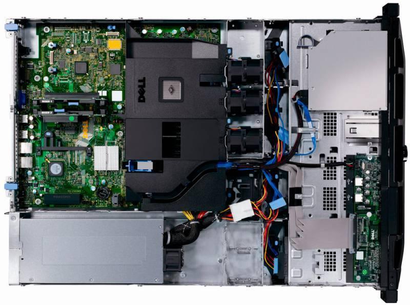 Сервер Dell PowerEdge R320 - фото 3