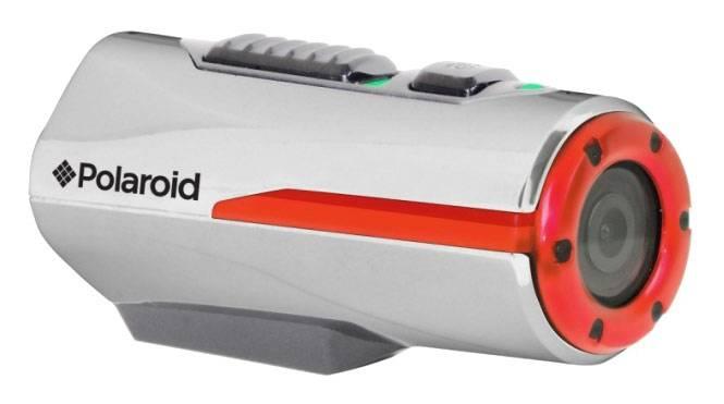 Экшн-камера Polaroid XS80 белый - фото 1