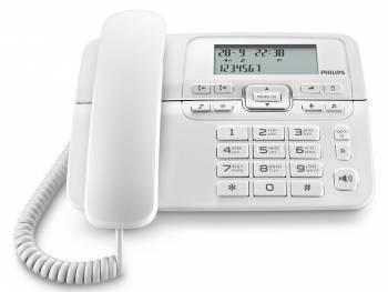 Телефон Philips CRD200W / 51 белый