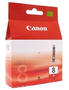 Картридж Canon CLI-8R красный (0626b001)