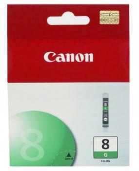 Картридж Canon CLI-8 зеленый (0627b001)