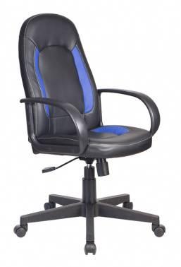 Кресло руководителя Бюрократ CH-826 / B+BL