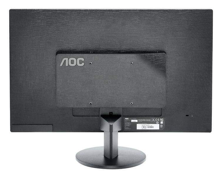 """Монитор 27"""" AOC E2770She/01 - фото 2"""