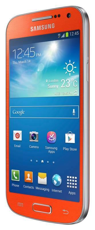 Смартфон Samsung Galaxy S4 mini GT-I9190 8ГБ оранжевый - фото 2