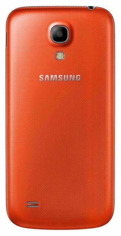 Смартфон Samsung Galaxy S4 mini GT-I9190 8ГБ оранжевый - фото 5