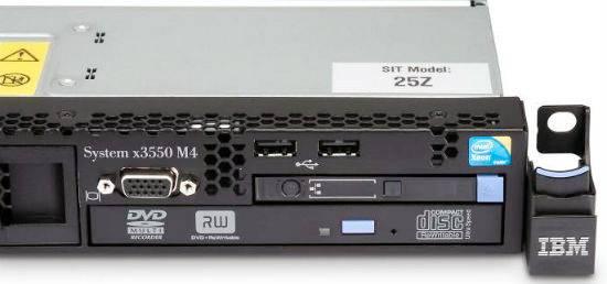 Сервер IBM x3550 M4 - фото 9
