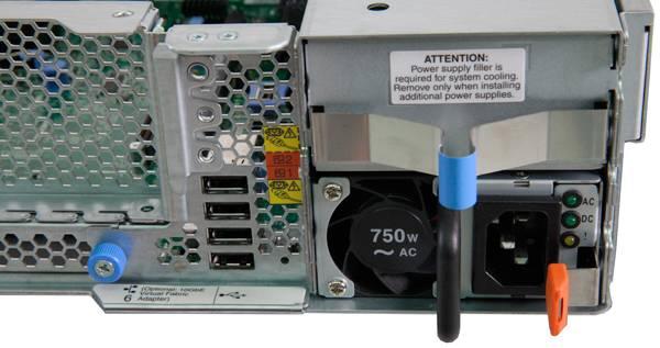 Сервер IBM x3550 M4 - фото 14