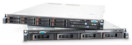 Сервер IBM x3550 M4 - фото 2